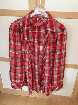 Fishbone Long Sleeve Shirt multicolored