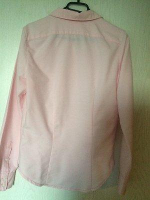 H&M Long Sleeve Shirt light pink