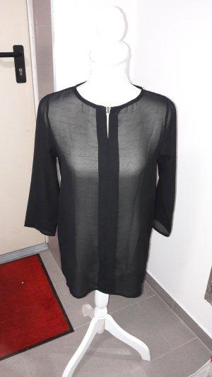 & other stories Flanellen hemd zwart