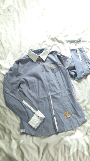 Hemd in Jeans-Optik von Gaastra