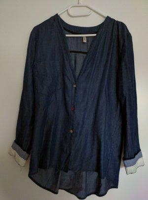 Hemd in Jeans-Optik von Please