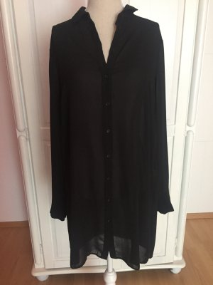 New Look Abito blusa camicia nero