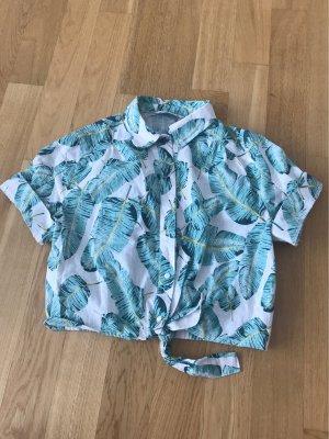 Lefties Camisa hawaiana multicolor