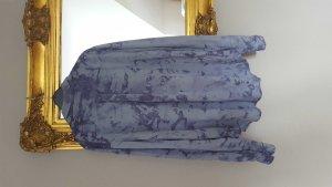 hemd mit batik-muster