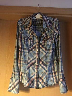 Khujo Camisa de manga larga multicolor