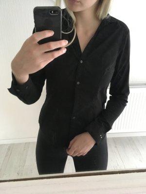 Hemd schwarz H&M