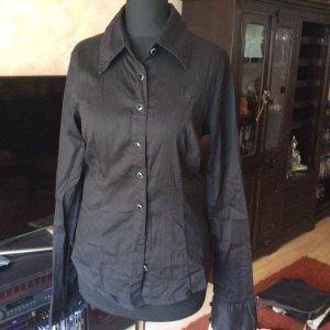Hemd schwarz von Only Gr S edle Optik