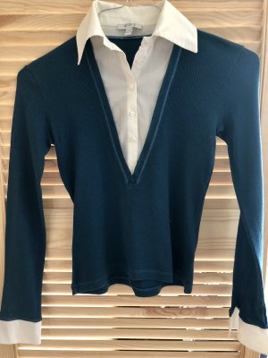Hemd - Shirt, Businessbluse, Gr. 34/36