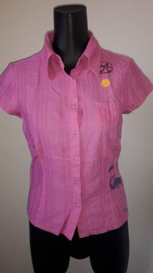 Tommy Hilfiger Denim Zakelijk overhemd roze