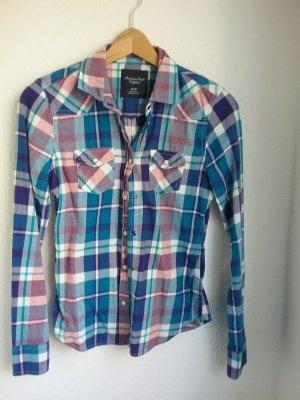 Hemd von AE Outfitters Gr. 34/XS, selten getragen. kariert