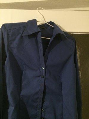 Hemd von Eterna in blau