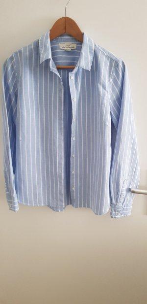 H&M Formal Shirt white-azure