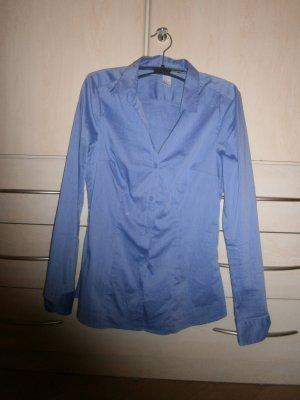 Hemd von H&M blau/violett