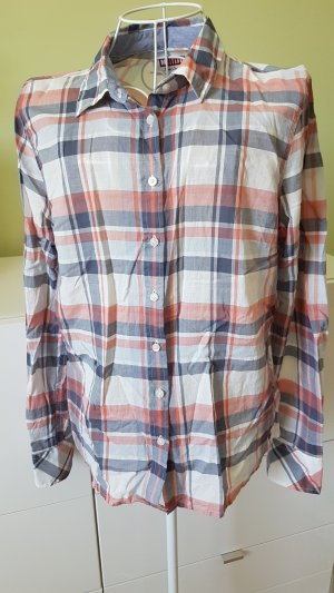 Mustang Flannel Shirt multicolored
