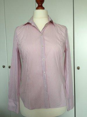 Hemd von Zara, Rosa gestreift