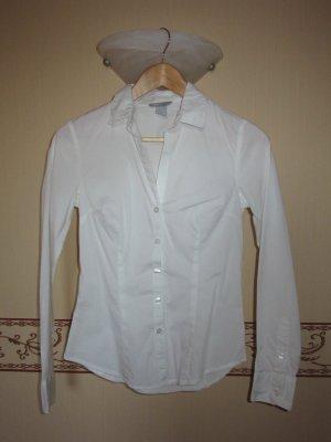Hemd weiß H&M Größe 34