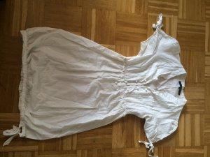 Hallhuber Camicia a maniche corte bianco