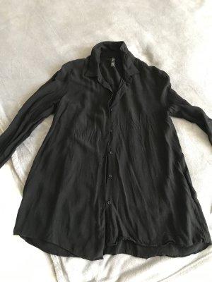 Zara Trafaluc Shirt met lange mouwen zwart