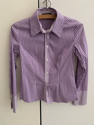 s.Oliver Leather Shirt lilac