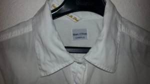 Campus by Marc O'Polo Hemdblouse wit