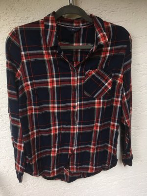 Next Checked Blouse multicolored
