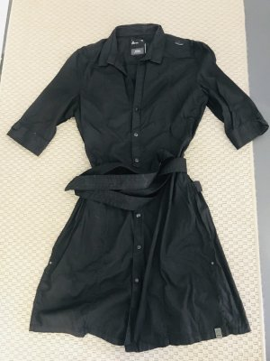 G-Star Raw Shirtwaist dress black