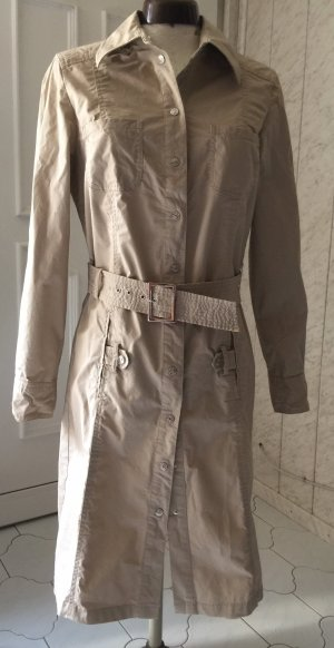 Heine Shirtwaist dress beige