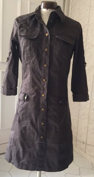 Heine Shirtwaist dress dark brown