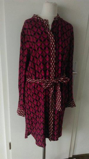 Hemdblusenkleid im Retro-Stil