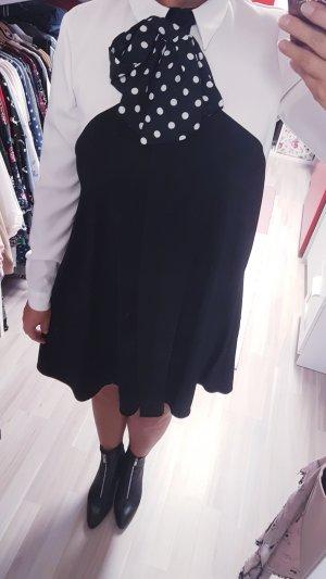 Hemdblusenkleid in A-Linie von Asos Gr. UK 10