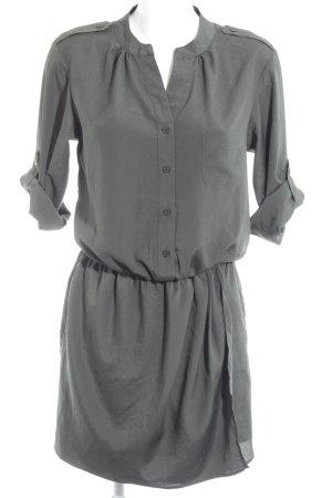 Hemdblusenkleid khaki Casual-Look