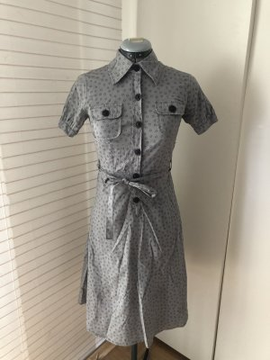 Only Shirtwaist dress black-grey