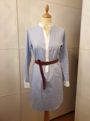 Michael Kors Abito blusa camicia bianco-azzurro