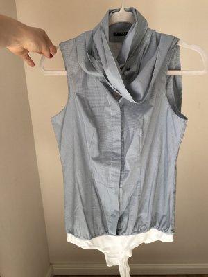 Sisley Zakelijk overhemd azuur