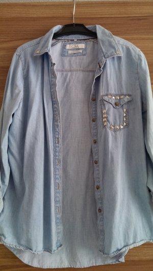 Hemden Jeans bestickt