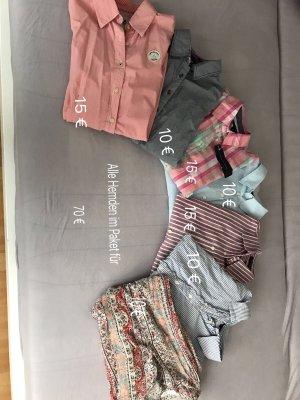 Hemdenset (verschiedene Marken)