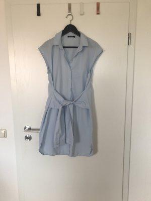 Hemdkleid in in hellblau / Gr. 40 neu