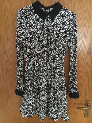 Hemdkleid mit Bubikragen von Asos