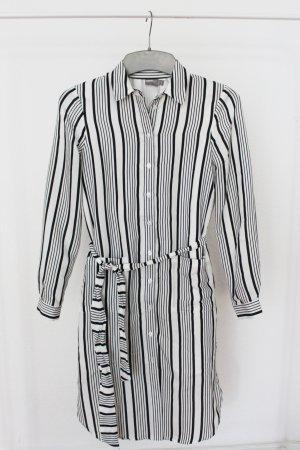 Hemdkleid Streifen blau weiß