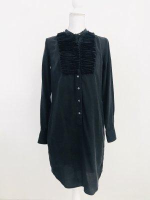 Closed Abito blusa camicia nero