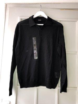 Fine Knitted Cardigan black