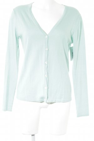 Hemisphere Strickjacke mint Casual-Look