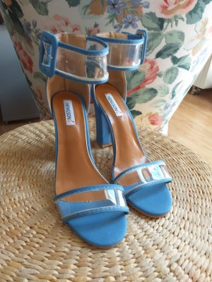 High Heel Sandal azure