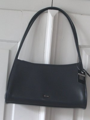 Picard Carry Bag grey leather