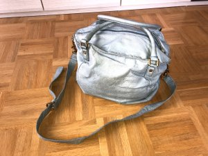Liebeskind Berlin Carry Bag pale blue leather