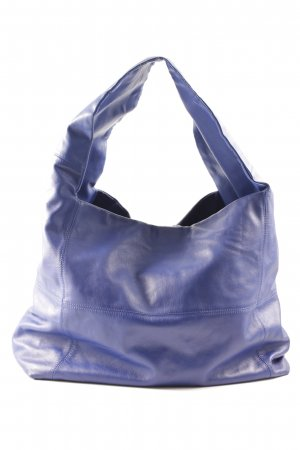 Carry Bag blue casual look