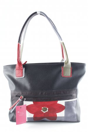 Carry Bag flower pattern business style