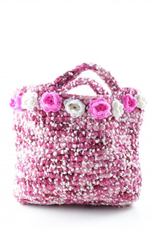 Carry Bag flower pattern romantic style