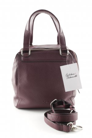 Carry Bag bordeaux casual look