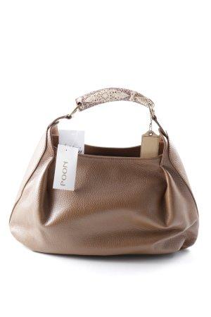 Carry Bag brown casual look